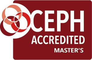 GVSU's Master of Public Health program is accredited by the Council on Education for Public Health (CEPH)